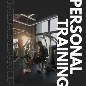 Personal Training Membership